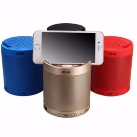 Caixa De Som Bluetooth Receptor Caixinha Wireless Mp3 Usb Q3