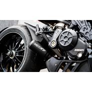 Escapamento Esportivo Ducati Xdiavel Bomber Sc Mexx Cód.613