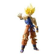 Son Goku Super Saiyan Dragon Ball Z Bandai Sh Figuarts