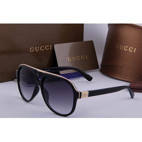 Oculos De Sol Gucci M122 Feminino Moda Praia 2018