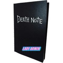 Death Note Libreta Reglas En Español Light Kira Misa Cosplay