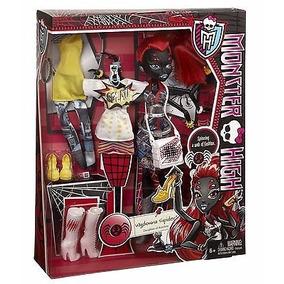 Boneca Mattel Cbx44 Monster High Wydowna Spider