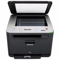 Multifuncional Samsung Laser Color Clx-3185n C\05 Toner Nova
