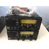 Radio Icom Hf Icm700pro Para Uso Marino Y Radioaficionados