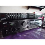 Amplificador Receiver Akai Am-a90 (hifi-vintage)