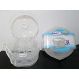 Esterilizador De Biberon Para Microondas Para Bebe