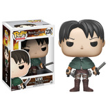 Levi Ackerman Attack On Titan Funko Pop - Envío Gratis