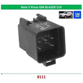 Rele Ar Condicionado 5 Pinos Gm Blazer S10