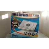 Reproductor De Dvd Ultra Compacto Coby Leer