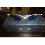 Lentes Oakley Juliet Plasma Ice Iridium Originales !oferta!