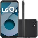 Smartphone Lg Q6 32gb Tela 5.5 Dual Chip Android 7.0