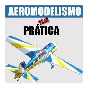 Aeromodelismo Em Video Aula , Apostilas E Plantas