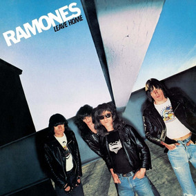 The Ramones Leave Home Deluxe Edition 3 Cd + 1 Vinilo