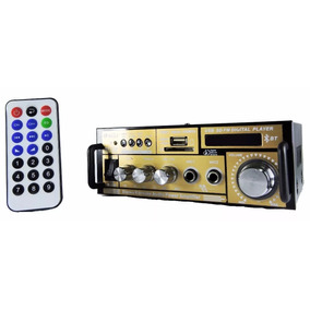 Mini Modulo Amplificador Teli Bt118 Com Bluetooth Mp3 Fm