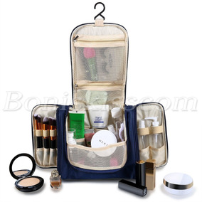 Necessaire Feminina Viagem Organizador Mala Porta Maquiagem