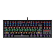 Teclado Gamer Redragon Daksa Preto Switch Vermelho K576r-1