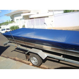 Capa Para Barcos De Aluminio 5mts Chata