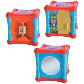 Divertido Cubo De Actividades Jgpl501 Infantoys
