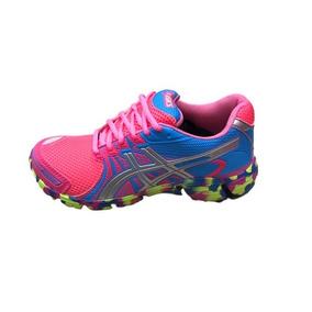 Centauros Tenis Nikeshox Asics Nimbus - Tênis para Feminino Rosa no ... 548a3b867c5d7