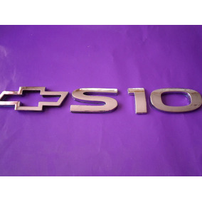 Emblema S10 Chevrolet Camioneta S-10