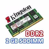 Memorias Ram Ddr2 Laptop 2gb Bus 533 667 800 Envios