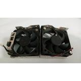 Cooler Duplo P/ Projetor Lg Ds325 Original Testada