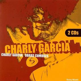 Garcia Charly - Obras Cumbres (2cd) S