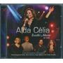 Cd Alda Célia - Escolhi Adorar - Ao Vivo (original)