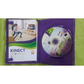 Muito Exercício E Diversão!!! Kinect Sports - Midia Fisica