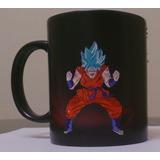 Taza Magica 3d Goku Dragon Ball Z Super Saiyajin Personaliza