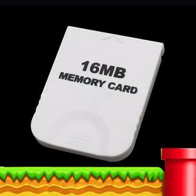 Memory Card Nintendo Game Cube 16 Mb