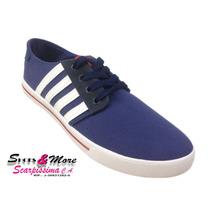Zapatos Para Caballero Twins 192 Azul Y Negro
