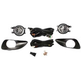Kit Neblineros Completo Toyota Yaris Sedan 2006-2013