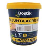 Rejunte Acrílico Areia Piscina / Porcelanato 1kg Fortaleza