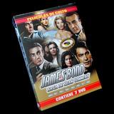 ¬¬ Dvd Cine James Bond 007 Sean Connery Saga Zp