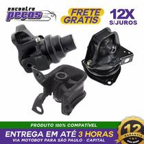 Coxins Do Motor Dianteiro/traseiro Honda Accord 2.2 94/97