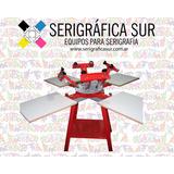 Calesita Textil O Pulpo Serigrafico 4x4 Mod Industrial