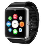 Relogio Smartwatch Gt08 Bluetooth Chip Gsm Motorola Sony Lg
