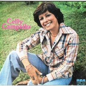 Cd Especial De Celly Campello - Lp E Compactos