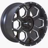 Rines 17x9 6/139 Toyota Hilux, Chevrolet, Ranger Camionet