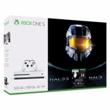 Consola Xbox One S 500gb Halo 5 + Master Chief Collection X+