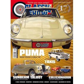 Classic Show Nº90 Puma Sunbeam Talbot Táxis Coleção Antigos