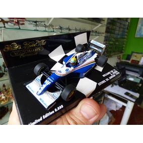 Ayrton Senna Mini Champs Willians Fw 15 Estoril 1994 Rara