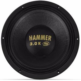 Alto Falante Eros E12 Hammer 3.0k 1500w Rms 4 Ohms Original