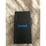 Samsung Galaxy Note 8 Sm-n950 - 64gb - Medianoche Negro (des