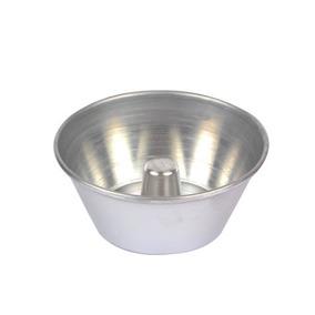 4 Mini Forma P/ Bolo Pudim Quindim Alumínio 8x05x10