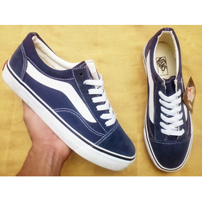 Zapatos Tommy Hilfiger Vans Casuales Caballeros