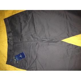Pantalon Casual O Vestir Tela Caballero Talla 34 Y 36