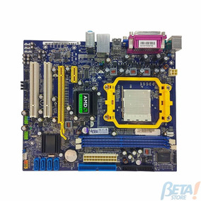 Placa Mãe Amd Am2 A6vmx Ddr2/4gb/2pci Foxconn Oem