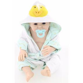 Bebê Reborn Menino Parece De Verdade 50cm Pronta Entrega